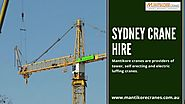 What are the useful tips to hire the best crane rental services?
