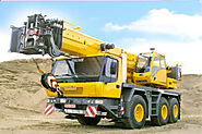 Things that you should look for in mobile cranes for hire company - Mantikore Cranes