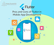 Important Pros and Cons of Flutter App Development