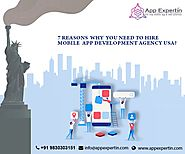 7 Reasons why you need to hire mobile app development agency in USA