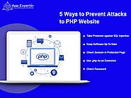 5 Ways to Prevent Attacks to PHP Website