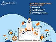 Latest Digital Marketing Trends and Innovations For 2020