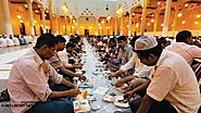 The spiritual 'moral and collective benefits' of fasting