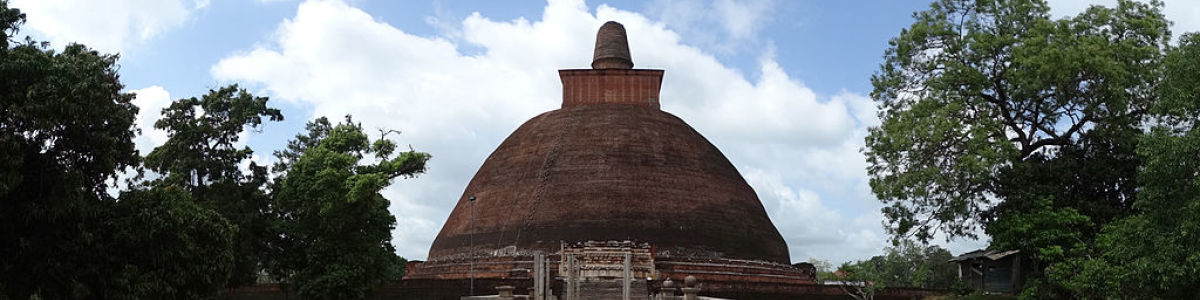 Headline for Top Tourist Attractions in Anuradhapura