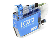 Premium Ink Cartridges Compatible LC3313 Cyan – for use in Brother Printers