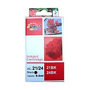 Premium Ink Cartridges BCI24 Compatible Black Cartridge – for use in Canon Printer