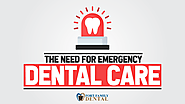 Need For Emergency Dental Care