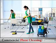 Commercial Floor Cleaning Toronto by Mitchal Stark - Issuu