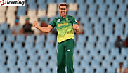 South African bowler Anrich Nortje enjoyed England Match in Third Test on his home ground
