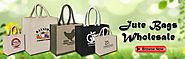 How And When To Use Jute Grocery Bags To Attract More Customers?