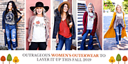 Outrageous Women's Outerwear To Layer it Up This Fall 2019 | Southern Honey Boutique