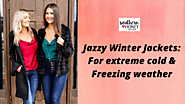 Jazzy Winter Jackets - For extreme cold & Freezing weather