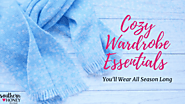 10+ Cozy Wardrobe Essentials You'll Wear All Season Long