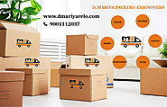 Packers and Movers in Bhiwadi, Rajasthan- Movers and Packers Services