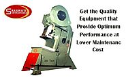 Get the Quality Equipment that Provide Optimum Performance