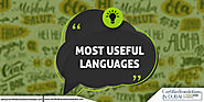 Most Useful Languages