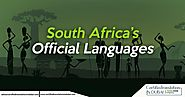 South Africa's Official Languages