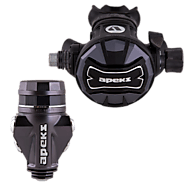 Shop Best Scuba Diving Regulator - APEKS Black Sapphire Regulator