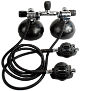 Shop Best Scuba Diving Regulator - APEKS TEK3 Regulator Set
