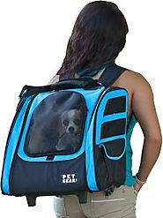 Pet Gear Roller Backpack