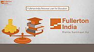 Apply for a Personal loan to Study Technical Courses | Fullerton India