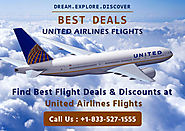 United Airlines Reservations - United Airlines Tickets | Book Now