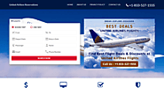Most effortless Ways for United Airlines Reservation | United Airliens Reservations Online