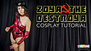 Zoya The Destroya Cosplay Tutorial