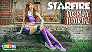 Starfire Cosplay Tutorial