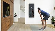 "Now, a ""smart"" mirror can guide your home workout sessions"