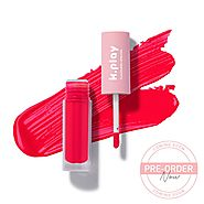 K.Play Flavoured Lipgloss |Buy Flavoured Lipgloss in reddish pink shade | MyGlamm