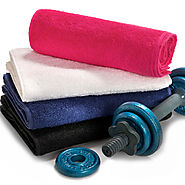 Buy Aztex Deluxe Gym Towel from TowelsRus