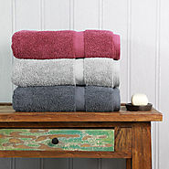 Check out these Luxury Towels at TowelsRus