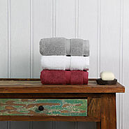 Check out these super soft hand towels from TowelsRus