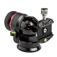 Buy BH1 Professional Ball Head with Independent Pan and Tilt Lock | ProMediaGear