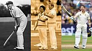 Reliving the history of Test cricket