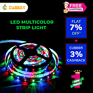 Shop with Cubber and get chance to win product at just Rs.1