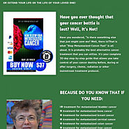 Metastasized Cancer Cure eBook | Stop Your Metastasized Cancer