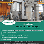 Zinc Fume Extraction System
