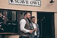 Feel the Iconic Look and feel the difference with Suave owl UK!