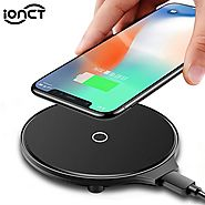 Buy Qi Wireless Dock Charger For iPhone X, 8 Plus, XS MAX| ShoppySanta