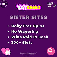 Bingo sites like Yay Bingo – Sister sites with bingo jackpots and awesome slot games.