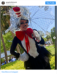 The Cat in the Hat from Dr. Seuss' Cat in the Hat