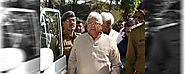 Lalu Prasad Appears Before CBI Court In Ranchi