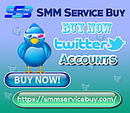Buy Twitter Accounts | SMM Services Buy -100% Verified Twitter Accounts