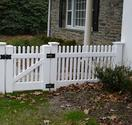 Fencing Ideas For Garden- Fiberglass Fencing Wins over Everything