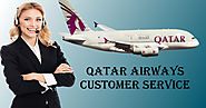 Get all your queries resolved at Qatar Airways Customer Service