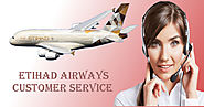 Make your air journey trouble-free with Etihad Airways Customer Service