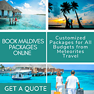 Website at http://www.meteoritestravel.chttom/maldives-tour-holiday-packages/