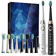 Sboly Sonic Electric Toothbrushes